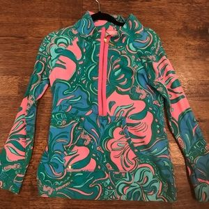 Lily Pulitzer pullover, small